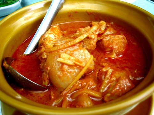 Gaeng Hung Lay - Burmese style pork curry
