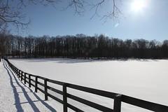 Open Expanses (pbruch) Tags: winter snow ontario cold landscape bluesky firstshots 2470mm goldenhorseshoe canon5dmk2 5dmk2 5dmark2