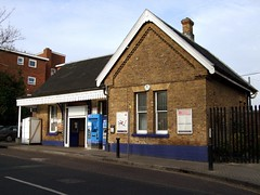 Picture of Winchmore Hill Station
