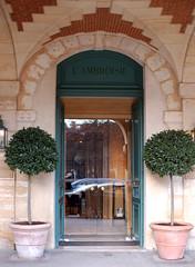 Restaurant l'Ambroisie