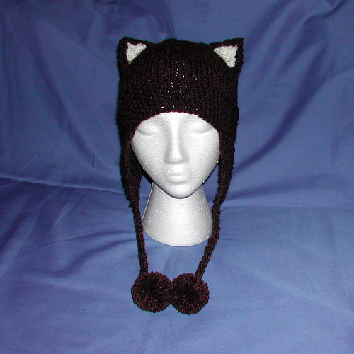 Black And Brown Cats. Brown Black Cat Knit Kitty Hat