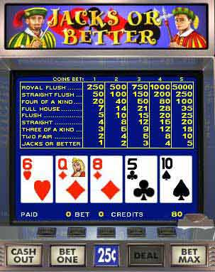 free slot machines online poker 4 of a kind