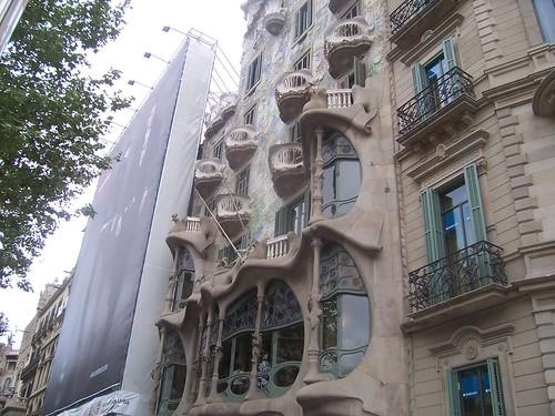 Recorrido por las rutas de Gaudí en Barcelona