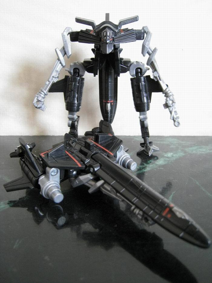Transformers 2 juguete JetFire