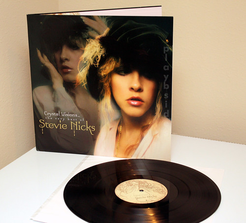 Stevie Nicks - Crystal Visions 180g 2 LP