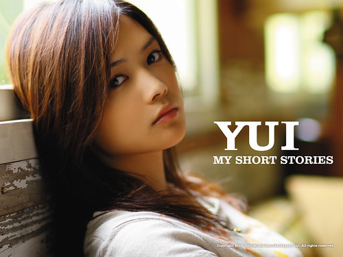 YUI - My Short Stories (2008 YUI 4th Album) - Wallpaper - Regular_1024