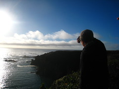 As far as the eye can see (kat_and_aq) Tags: ocean sanfrancisco california sun waves pacific headlands mendocino