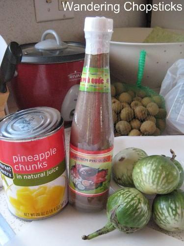Mam Nem (Vietnamese Fermented Anchovy Sauce) 2