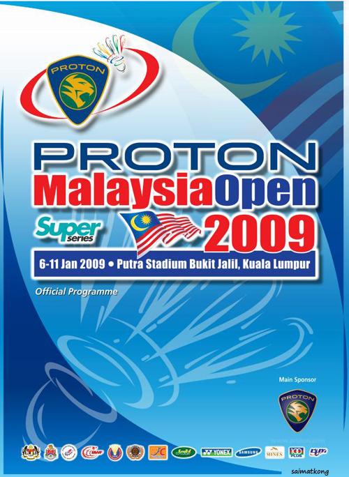 Malaysia Open Super Series 2009