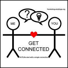 Get Connected! (The Fanboy) Tags: network teachers connectivity networked pln connectivism