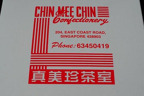 Chin Mee Chin's Box