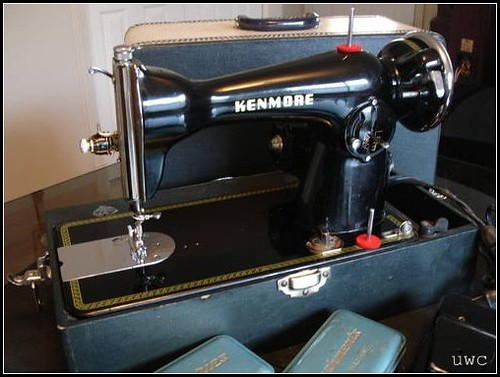 1956 Kenmore C877.15 Sewing Machine