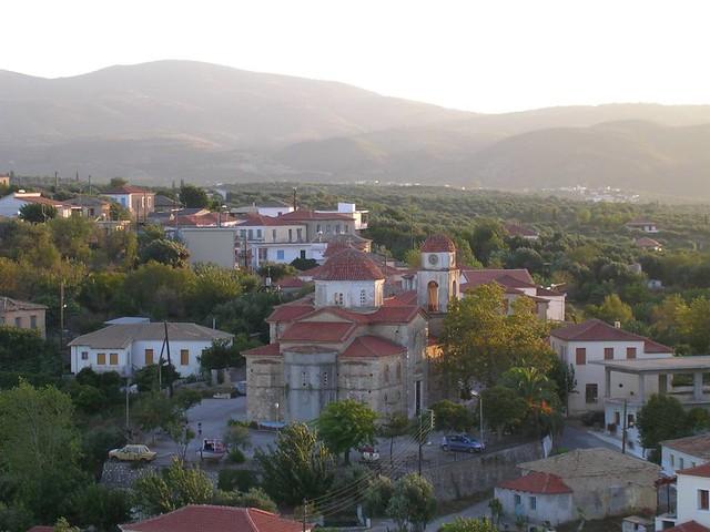 Πελοπόννησος - Μεσσηνία - Δήμος Κορώνης Βουνάρια1