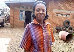 Bukavu : Chantal Sibazuri, étudiante