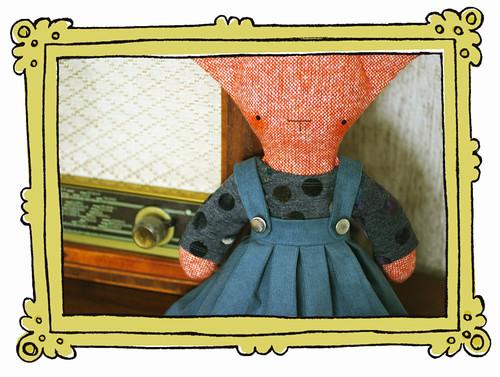 Kit the rag-fox