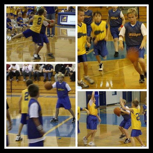 Alex's Basketball Game