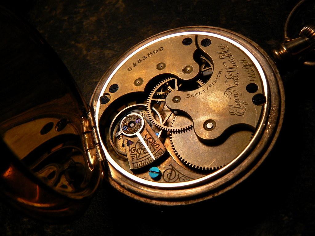 Elgin Pocket Watch 02.05.09 [36]