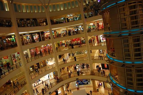 superhuge malls