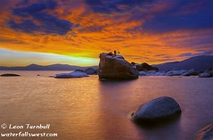 Bonsai !! (leapin26) Tags: sunset nevada tahoe laketahoe southlaketahoe laketahoenevadastatepark bonsairock