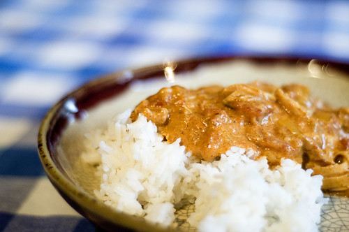 Real Food - Easy Chicken Curry