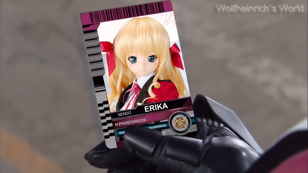 Dollfie Dream Erika
