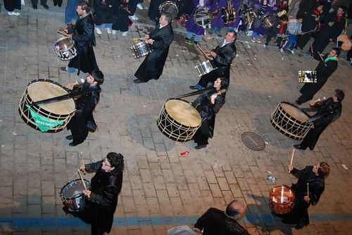 Desfile Jornadas Hellín - Samper de Calanda