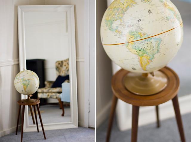 globe+mirror