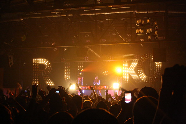 Rusko @ Warehouse Live