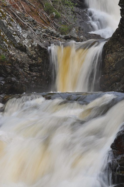 Waterfall near Trondheim