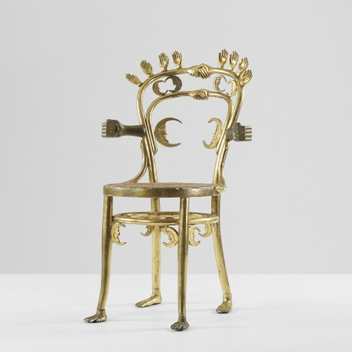 Pedro Friedeberg, Hand and Foot chair