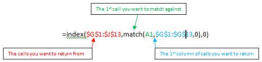 Index&Match4