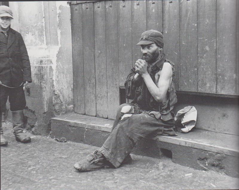 Варшавское гетто. Начало.