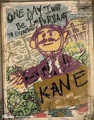 Citizen Kane / popster / by biglogobig.com (popsters) Tags: design films movies orsonwells popsters citizenkane popstersmoviesfilmsdesign