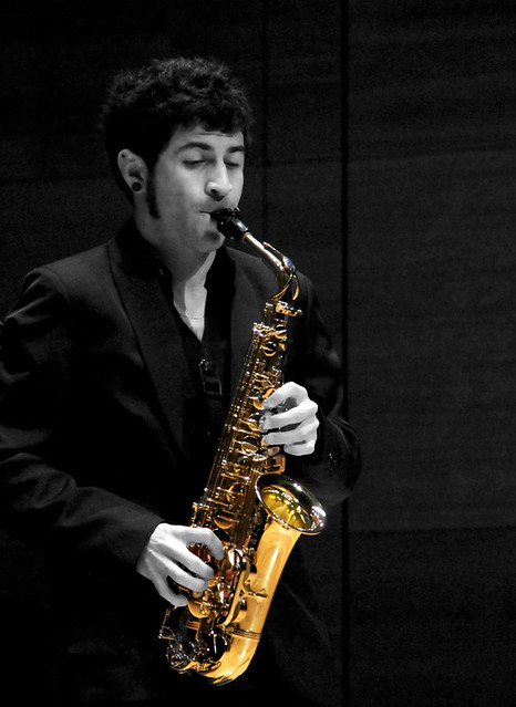 CONCURSO PERMANENTE DE JÓVENES INTÉRPRETES - JUVENTUDES MUSICALES DE ESPAÑA - VALLADOLID - ABRIL 2011