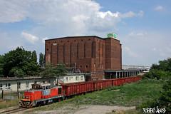 M47 1310 2011.06.14. Gyr-Gyrvros (mienkfotikjofotik) Tags: train eisenbahn rail railway magyar bahn freight mv gterzug vlak kolej koleje tehervonat m47 vast vlaky vasutak
