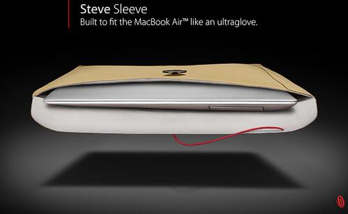 The sexy Steve Sleeve