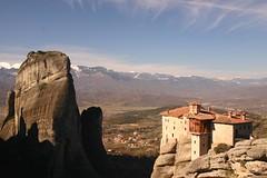 Meteora (Holiday By Rail) Tags: greece meteora kalambaka kastraki