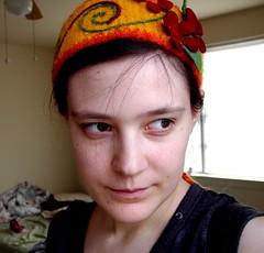 wild mustard headband