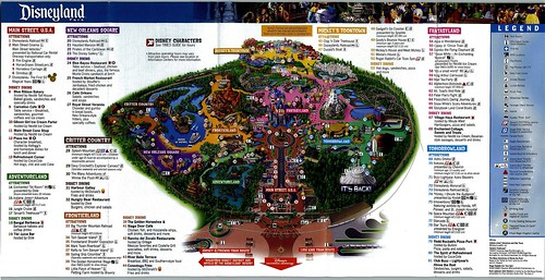 Disneyland Map - Space Mountain_Page_2