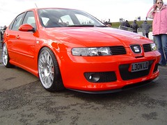Seat Leon Cupra R (Little Rob) Tags: seatleon santapod thefastshow cuprar