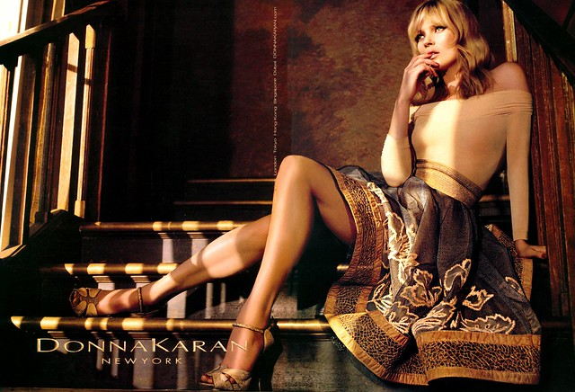 kate moss 2008 ad campaign