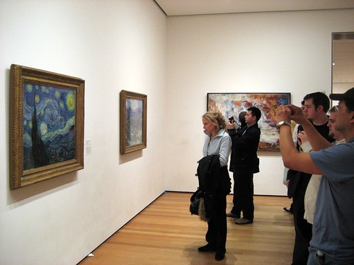 van Gogh, Starry Night - MoMA