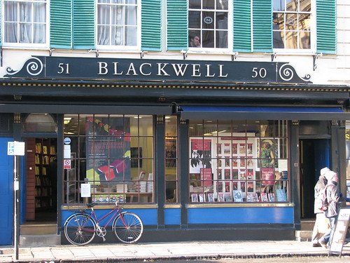 Blackwell's bookstore