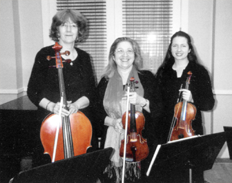 Rebecca Zapen String Trio