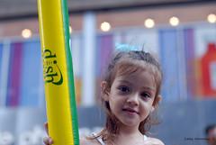 Oi.... (Leley) Tags: nyc child crianca leley festabrasileira brazilianday duetos diaadiadobrasileiro
