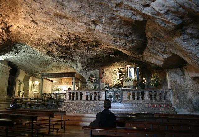 grotto of st michael