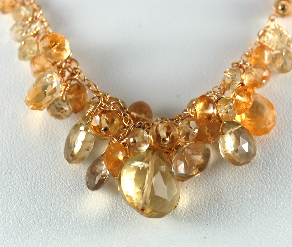 f o r s y t h i a  necklace
