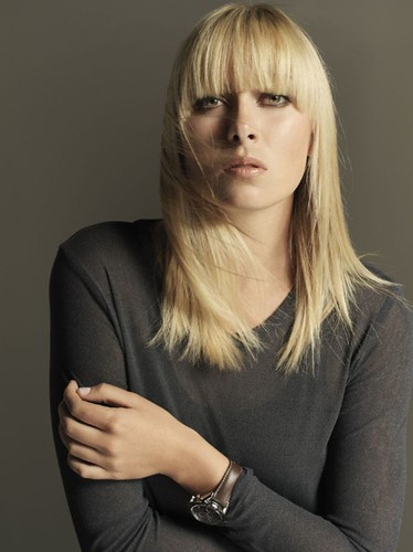 Maria Sharapova 莎拉波娃 - 2008 TAG Heuer 豪雅錶 Luxury Watch Promo shoot Picture 5