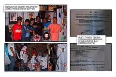 Komunitas Rumah Pelangi (solidaritas KEBERSAMAAN) Tags: indonesia foundation jakarta yayasan worldbookday solidaritas kebersamaan tunascendekia rumahpelangi tandaterima