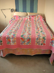 Old Quilt, New Mattress